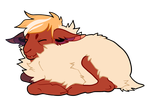 a snoozy sheep by 22mg