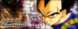 Vegeta signature by sEbeQ13