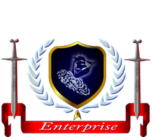 Enterprise Coat of Arms by S0LARBABY