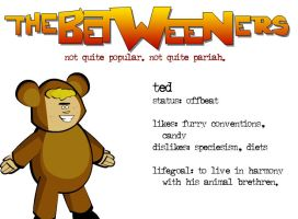 The Betweeners: Ted Profile by theonejanitor