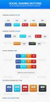 Social Sharing Buttons by KL-Webmedia