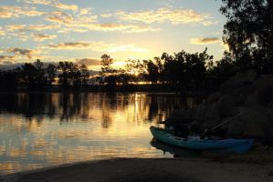 Kayaking by ShannonIWalters