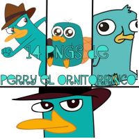Perry el Ornitorrinco Png Pack by Saposita