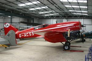 dh88 comet racer by Sceptre63