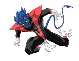 nightcrawler by freelancer30-70