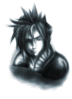 Cloud Strife by Ciwiaf