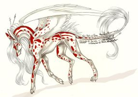 ShiRah_character by moonfeather