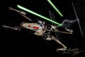 X-Wing Revisited by Hikaru84