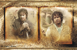 Bilbo Baggins by LadyCyrenius