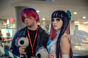 Stocking and Crewsocks by Loli-Goth