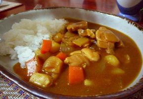 Curry Rice by Rappappa