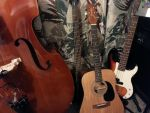 Basses and Guitars by PerspectiveZero