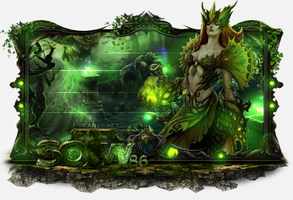 Heroes of newerth by Cristiano-LoLDark