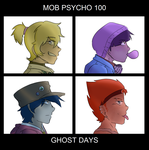 Ghost Days by Hitamory