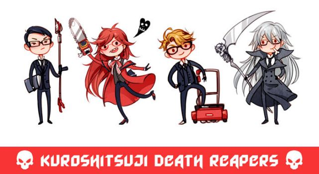 Reapers time! part 1 by airin-ater