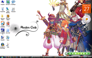 DESKTOP:Avalon Code by Daisy-Chan