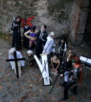 D gray man group by xRika89x