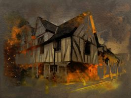 Leicester Guildhall by JustinSchroeder