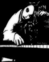 She plays the same key by Beyond-FX