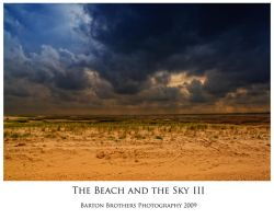 The Beach and The Sky by Bartonbo
