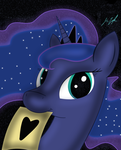 The Stars in Her Eyes by usernameirrelevant