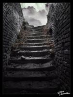 Stairway to my dreams by oradea