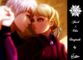 Vow 2  : Jelsa ( jack x elsa ) Doujinshi by Esther-fan-world