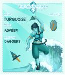 Quartz Bay Turquoise app by WaterLily-Gems