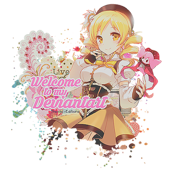 ID Mami Tomoe by Thoxiic-Editions
