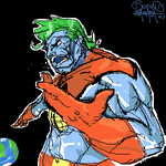 You pissed off Captain Planet by NoBullet