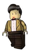 LEGO Doctor by PonellaToon