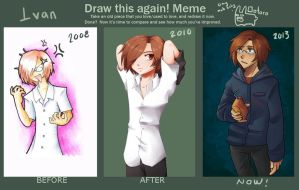 Before After meme by SuperOotoro