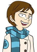 Medic Talksprite [COMMISSION] by Piperwolf201