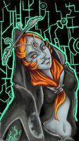 Midna by Thomagata