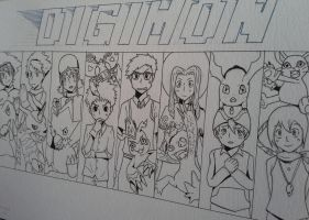 Do you remember Digimon? by delPuertoSisters