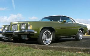 1973 Pontiac Grand Prix by finhead4ever