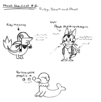 Alejandro10000 pokemon fc Meet the Cast 1 / ? by Alejandro10000