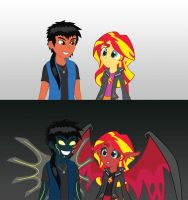 We All Have Our Demons by Redtriangle