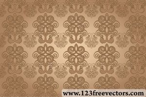 Vector Seamless Pattern by 123freevectors