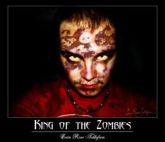 King of the Zombies by spookyspinster