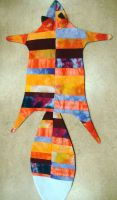 SOLD - fox quilt by Lili-Tea