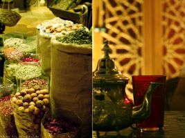 """Moroccan tea """"n""""  Spices by Aanms101"""