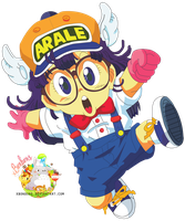 Arale by xBonbons