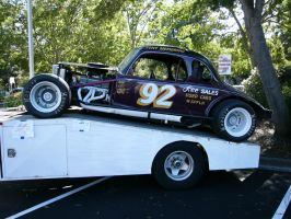 1937 Chevrolet East Coast Pavement Modified by RoadTripDog