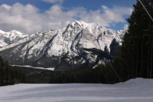 Alberta Mountains by 887pink