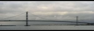 Forth Road Bridge - f-t-s-m by scottish