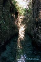 Underground River of Mexico by StudioMaya