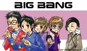 K-Pop: Big Bang Party by Kokoruri