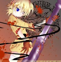 Seras at ur Service by XSicarius