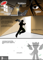 My Little Savior  Comic Page 0 (Without Music) by HumbleNoleWolf